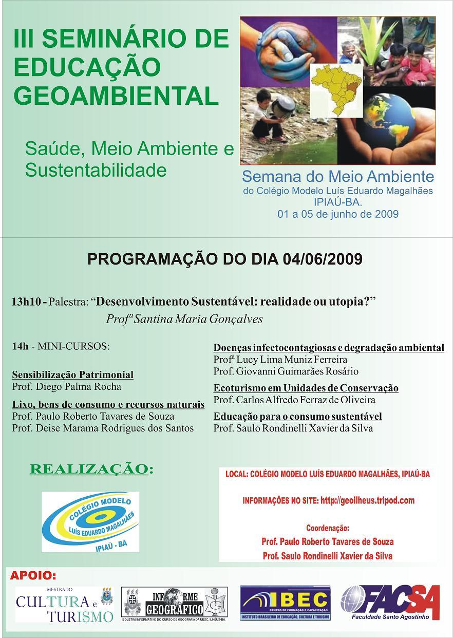 Educação Geoambiental
